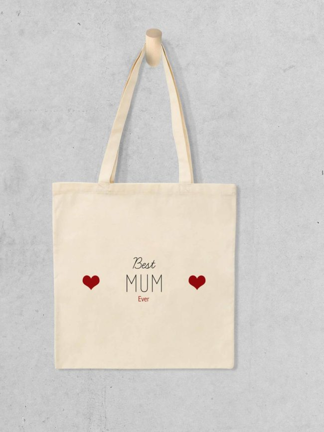 Tote bag Best mum ever