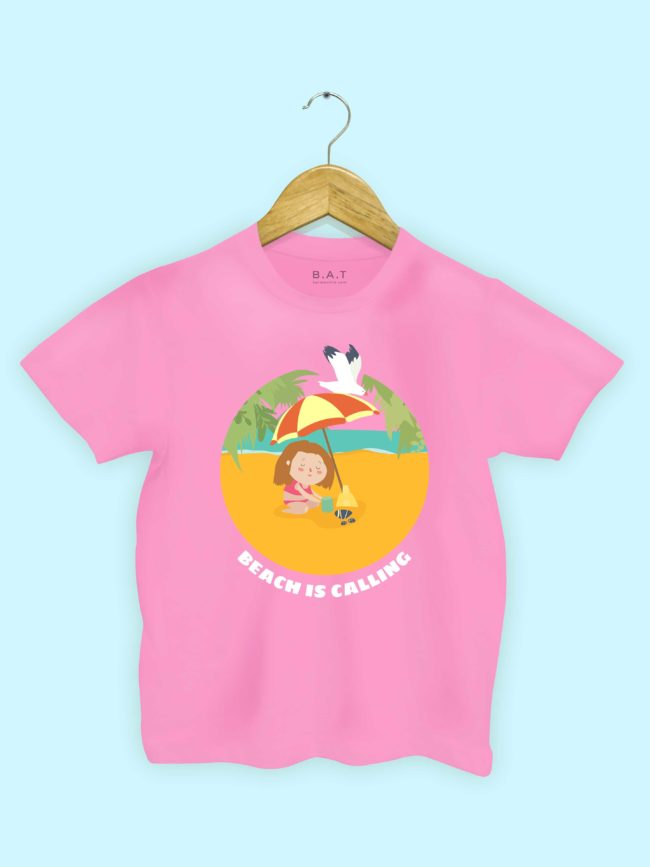 T-shirt Beach is calling