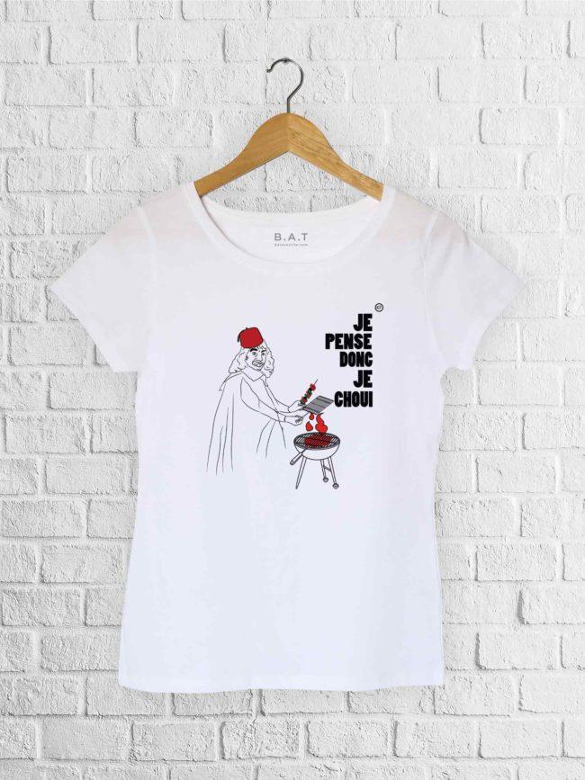 T-shirt Descartes
