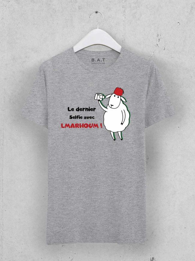 T-shirt Lmarhoum – Aïd