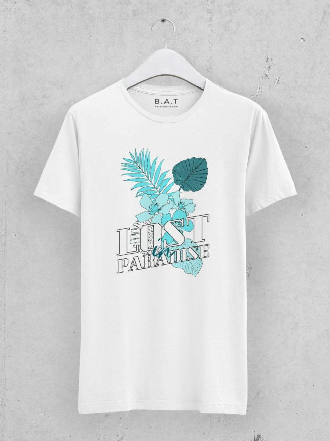 T-shirt Lost Paradise