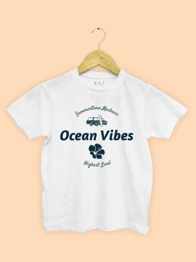 T-shirt Ocean wibes
