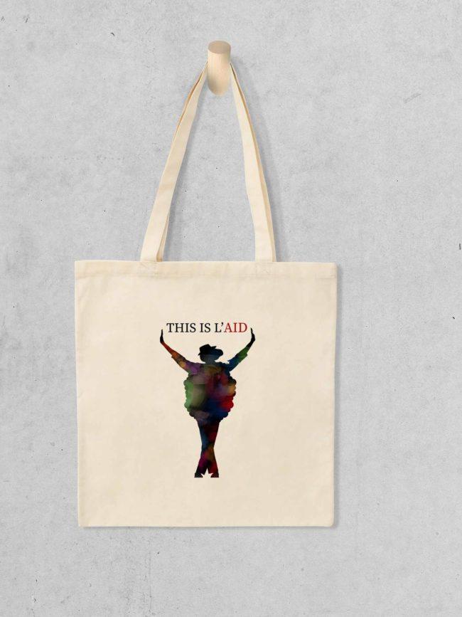 Tote bag This is l'Aïd