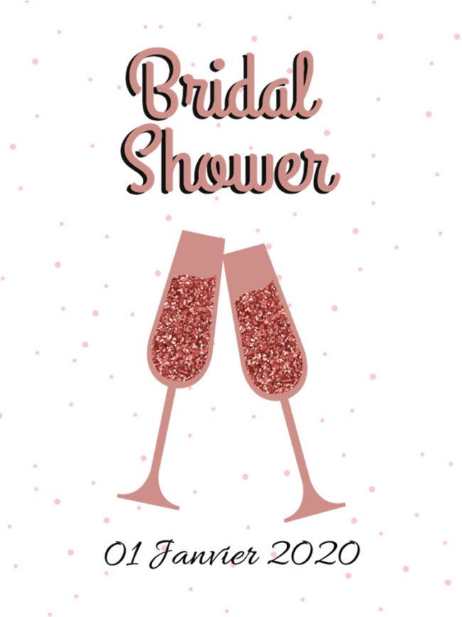 Cabas EVJF Bridal shower