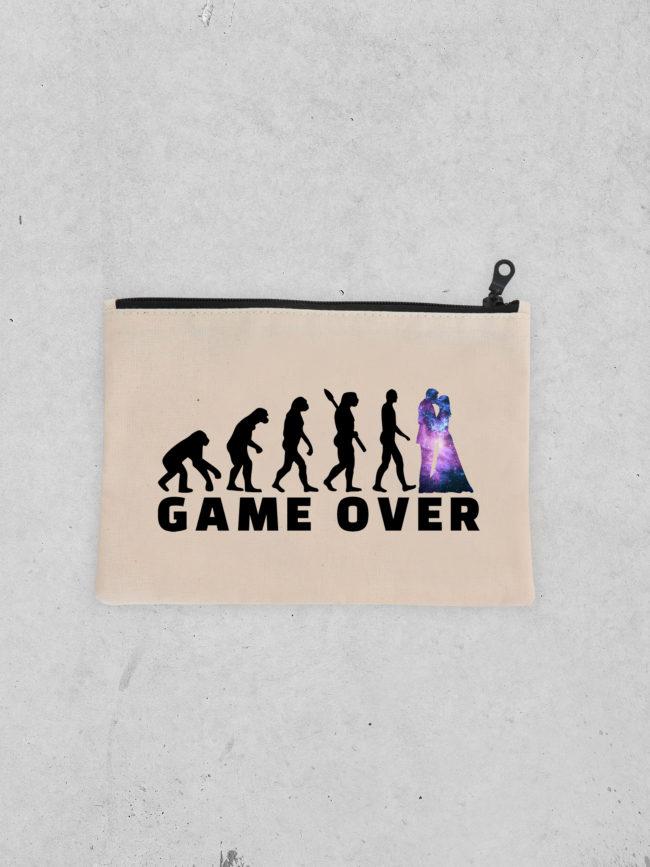 Pochette EVG Game over
