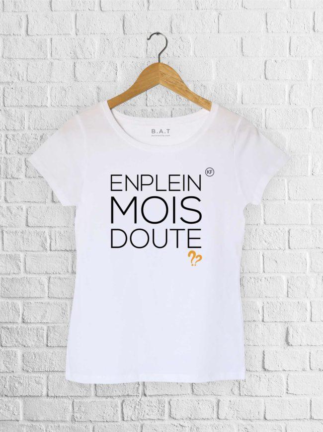 T-shirt Mois doute