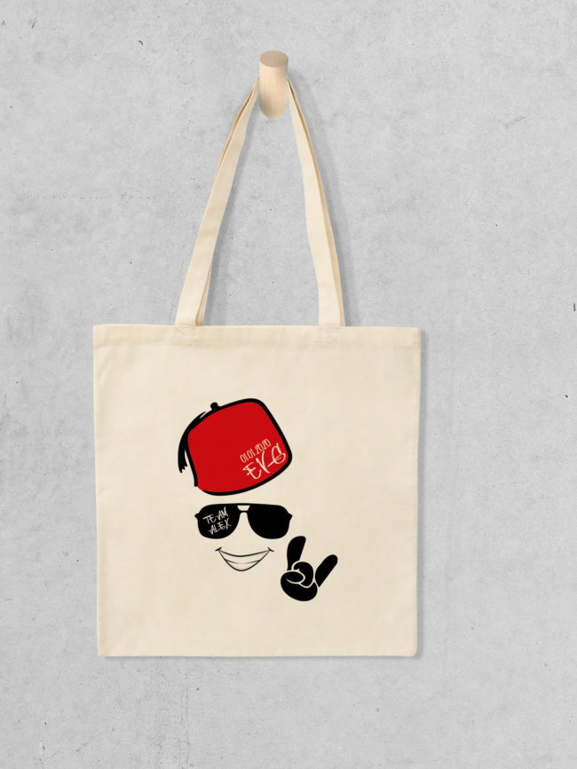 Tote bag EVG Tarbouche