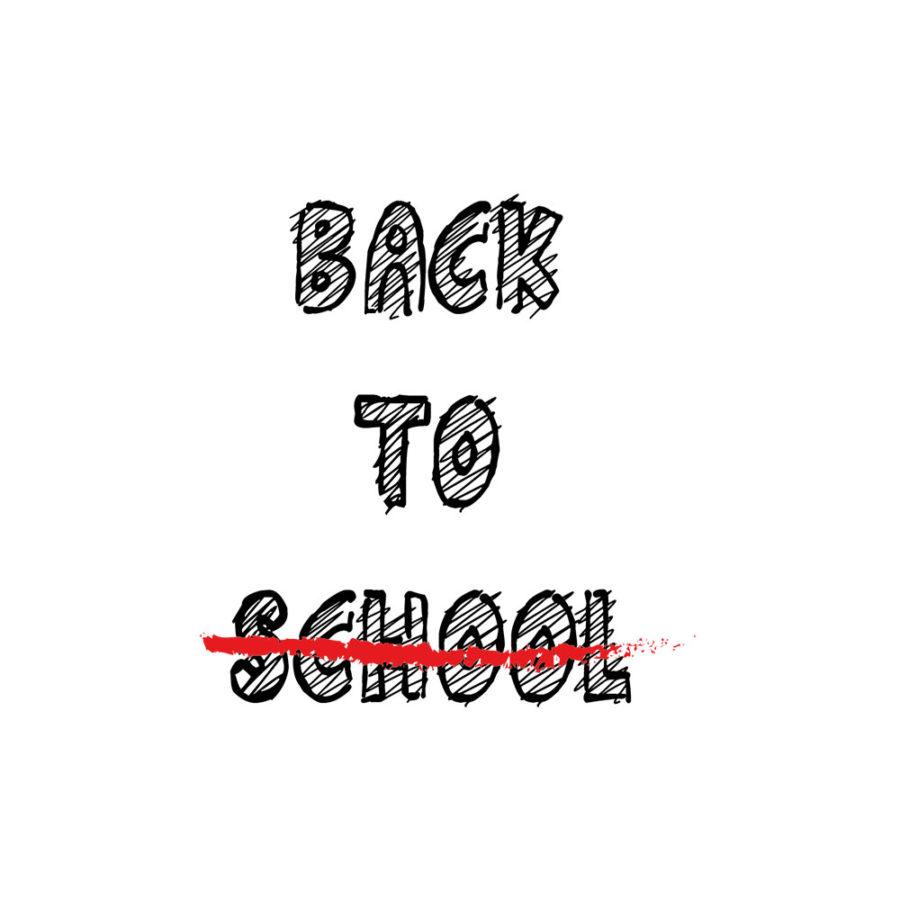 T-shirt Back to school