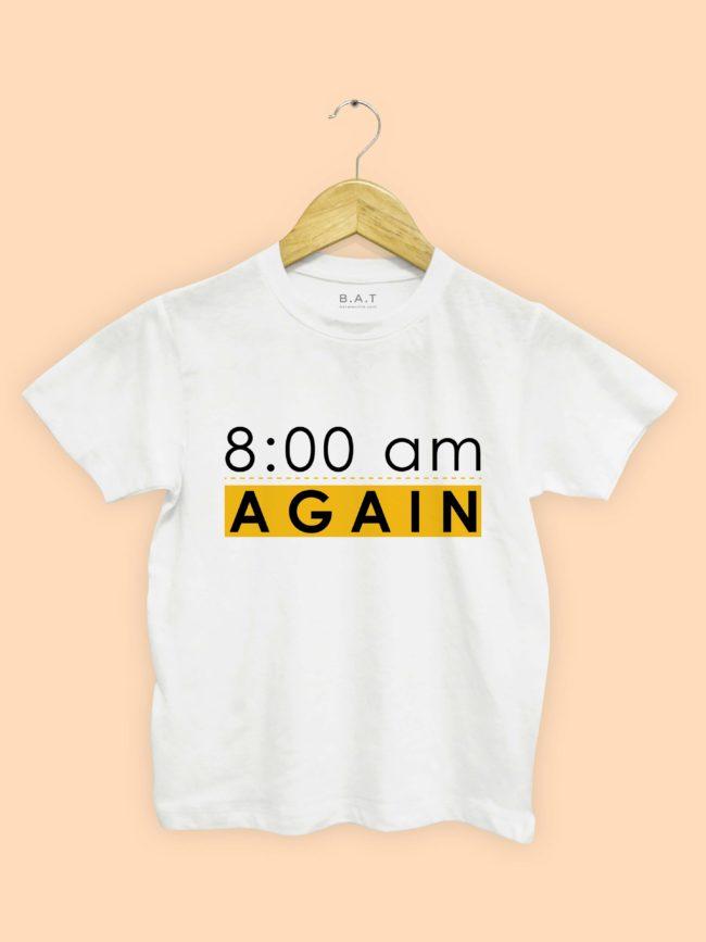 T-shirt 8 Again