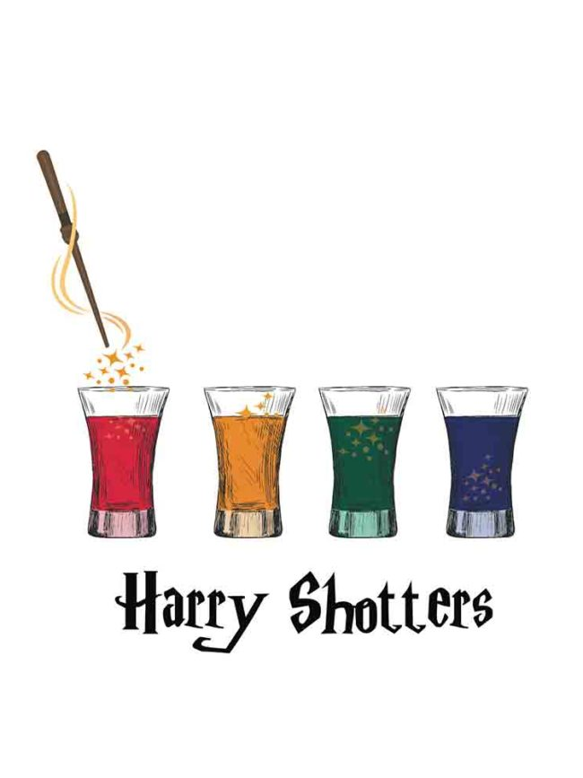 T-shirt Harry shotters