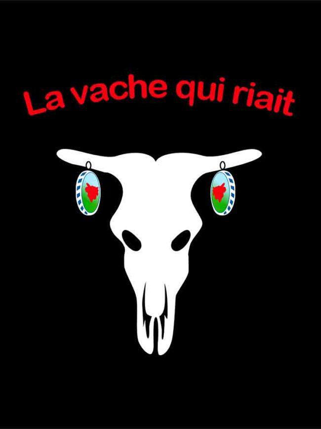 T-shirt La vache qui riait