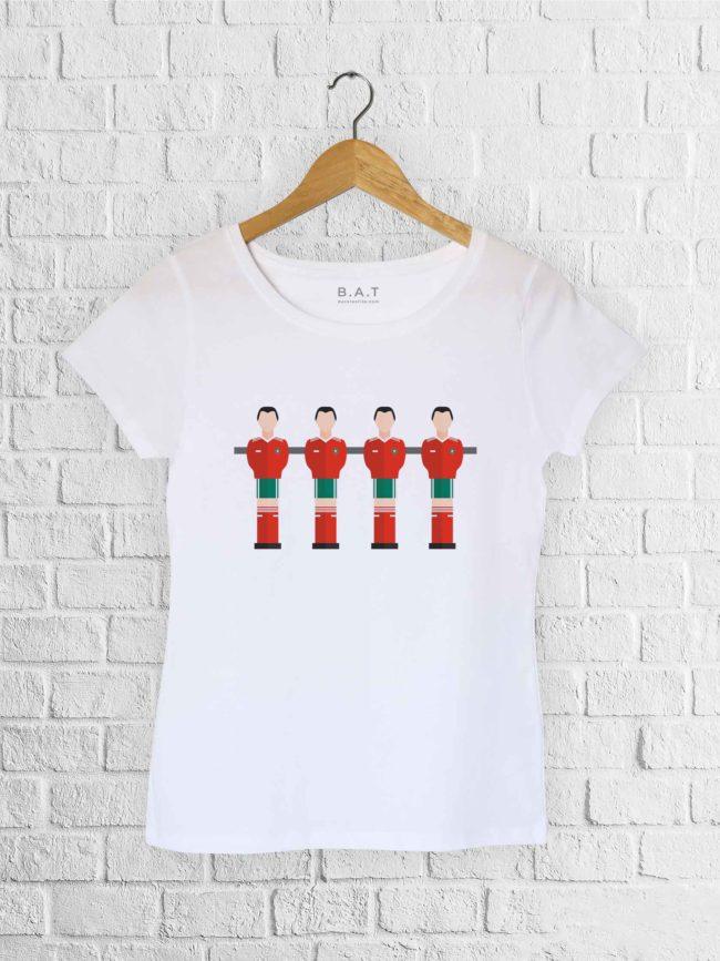 T-shirt Baby foot maroc