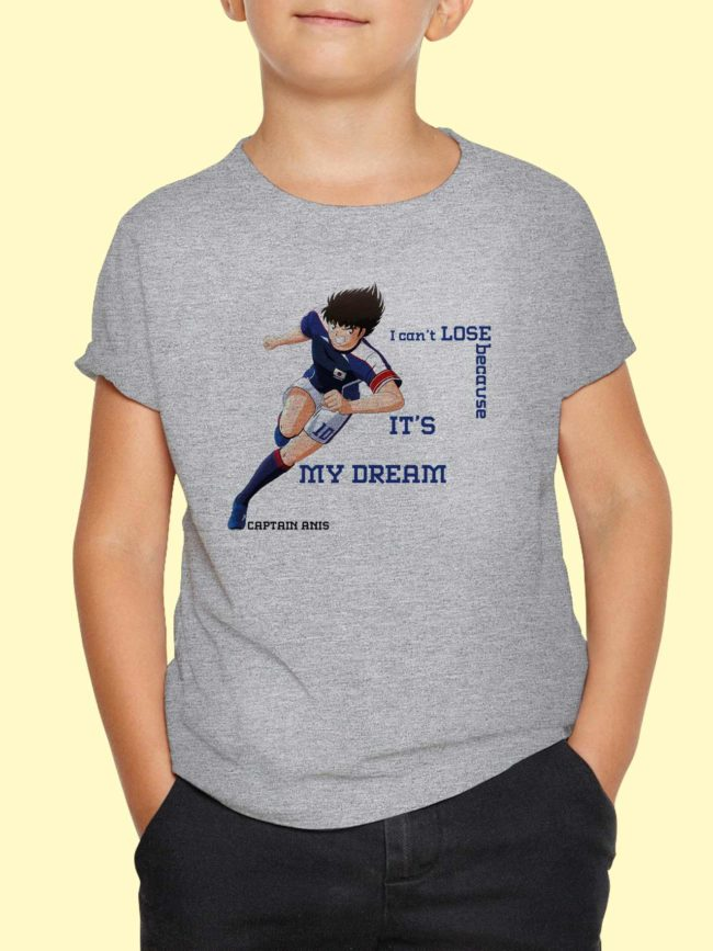 T-shirt Captain Majed – My dream