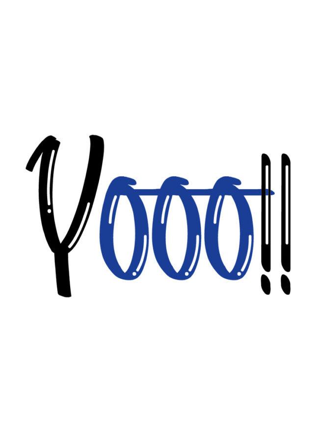 T-shirt Yooo