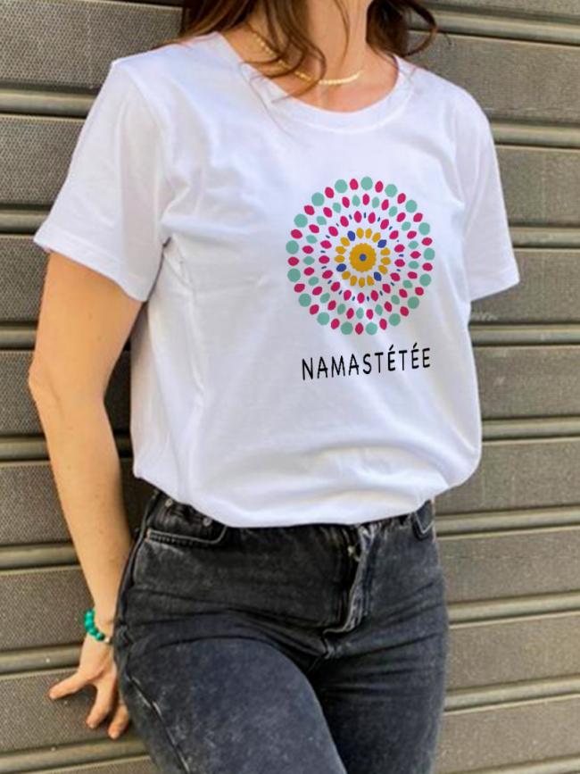 T-shirt Namastétée
