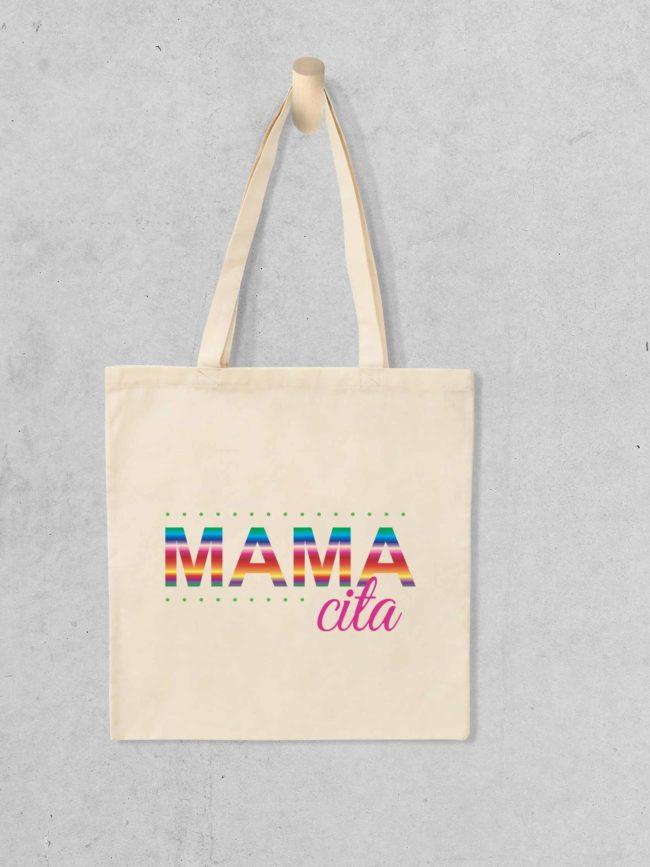 Tote bag Mamacita