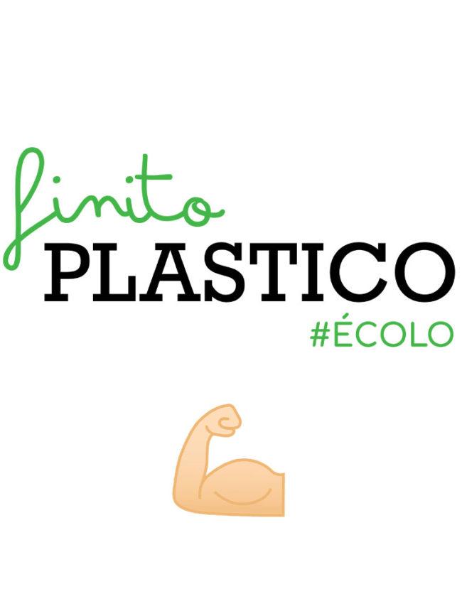 Tote Bag Finito Plastico