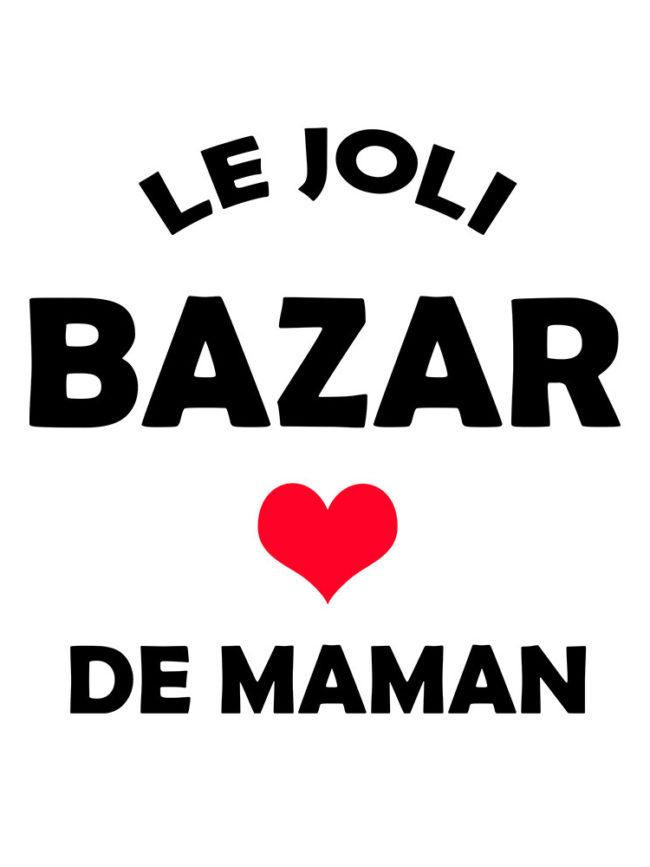 Tote bag Le joli bazar