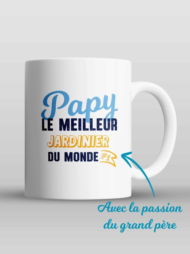 Mug Papy le meilleur